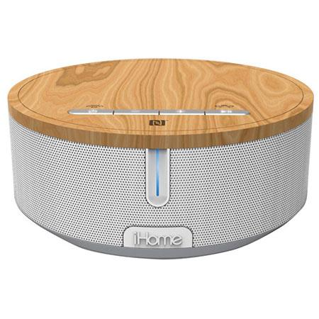 iHome iBN26 NFC Bluetooth Stereo System with Speak IBN26W