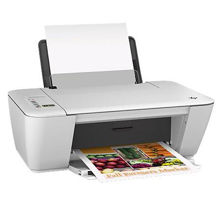 HP Deskjet 2540 Inkjet All-In-One Monochrome Printer