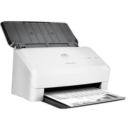 HP ScanJet Pro 3000 S3 Sheet-Feed Scanner, 35 ppm/70 ipm, 600 dpi Optical,  50 Sheet ADF