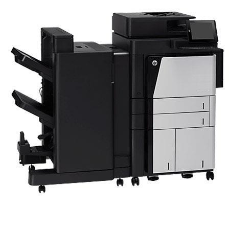 HP LaserJet Enterprise Flow M830z NFC/Wireless Direct Multifunction Laser  Printer, 55ppm, 1200x1200 dpi, Two 500 Sheet Input Trays - Print, Copy,