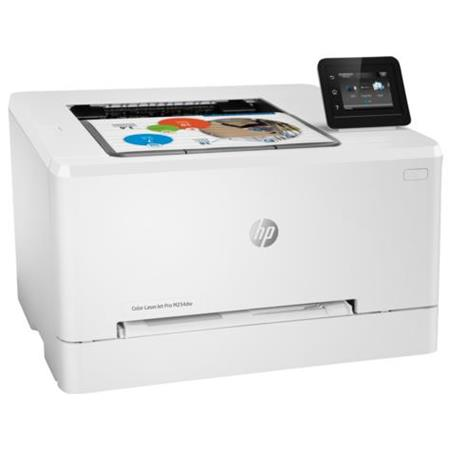 HP Color LaserJet Pro M254dw Laser Printer, 22ppm, 600x600 dpi, 250 Sheet  Standard Input