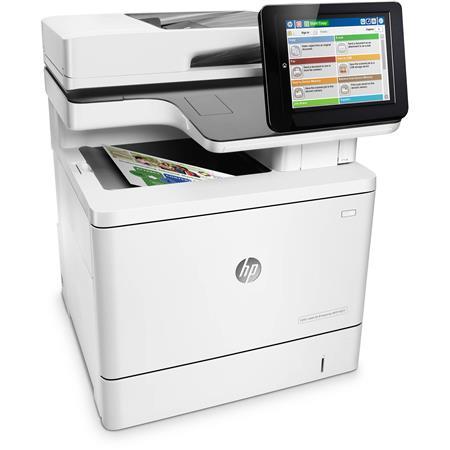 HP Color LaserJet Enterprise MFP M577f Multifunction Color Printer