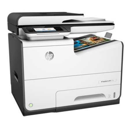 HP PageWide Pro 577dw D3Q21A Wireless Multifunction Inkjet Printer, 50 ppm  Black/Color, 2400x1200 dpi, 550 Sheet Standard Input Tray - Print, Copy,