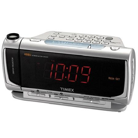 timex dual alarm clock radio with redi set automatic setting system rh adorama com Timex Nature Clock Manual timex redi set alarm clock instructions