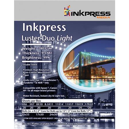 Inkpress Luster Duo Double: Picture 1 regular