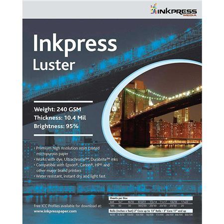 Inkpress Luster: Picture 1 regular