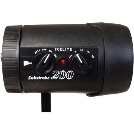 IKELITE SUBSTROBE 200  Submersible Underwater Strobe Deluxe