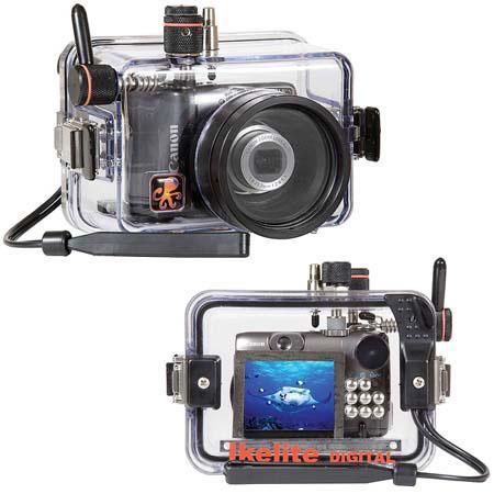 Ikelite Underwater Camera Housing for the Canon PowerShot