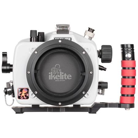 Ikelite 200dl Underwater Housing For Canon Eos Rebel T7i And Kiss X9i Dslr Camera With Dry Lock Port Mount 200 Depth Rating