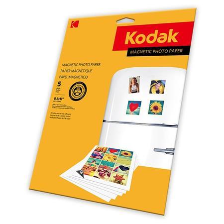 kodak magnetic color photographic inkjet paper 4r size 4x6 5