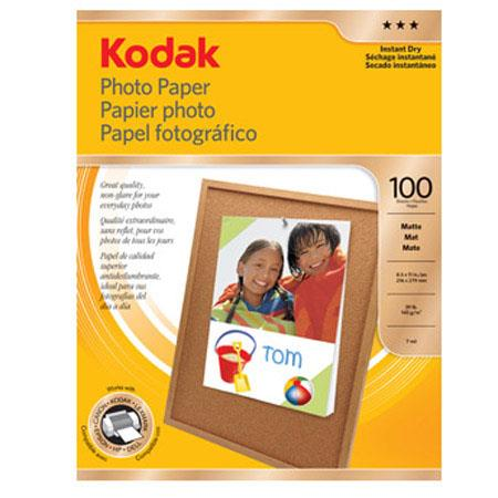 Kodak Photo Matte Inkjet Paper: Picture 1 regular