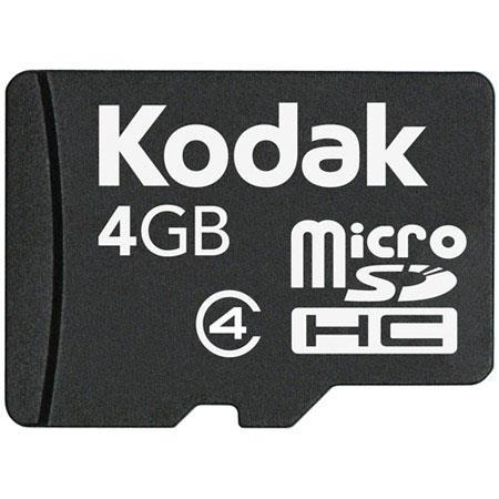 Kodak 4GB microSD: Picture 1 regular