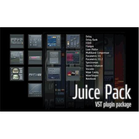 Image Line Juice Pack Software Plug-In Bundle 5ea17d62d32