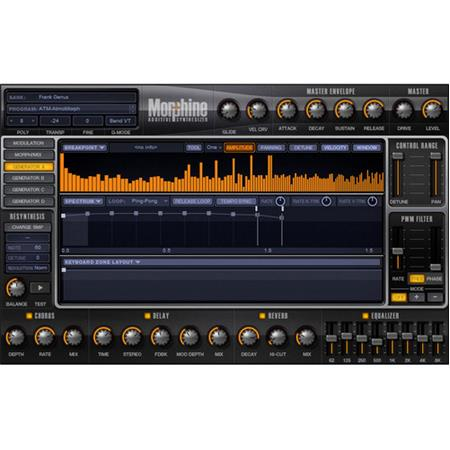 Image Line Morphine Additive Virtual Synthesizer Software, Electronic  Download