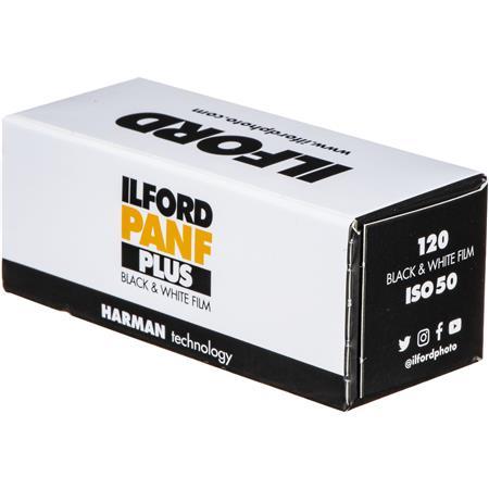 Ilford PAN F Plus 120 Film: Picture 1 regular