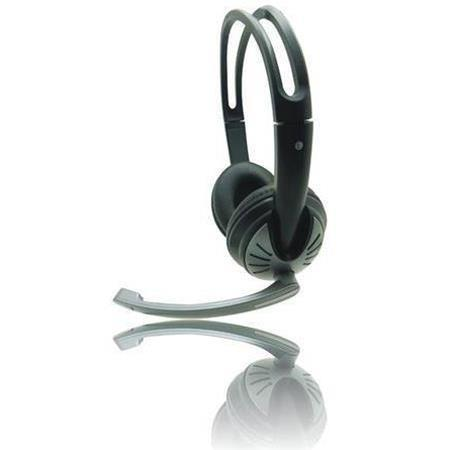 Imicro Sp Imme282 Wired Usb Headphones With Microphone And Volume Control Sp Imme282