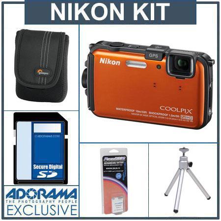 Nikon AW100: Picture 1 regular