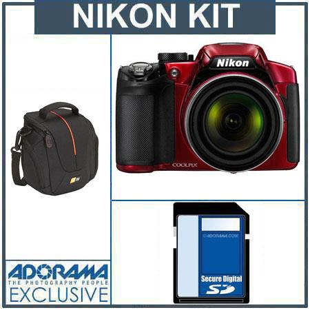 Nikon Coolpix P510 Digital Camera Memory Card 2 x 16GB Secure Digital High Capacity SDHC 2 Pack Memory Cards