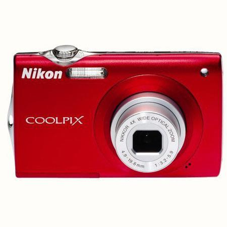 Nikon S205: Picture 1 regular