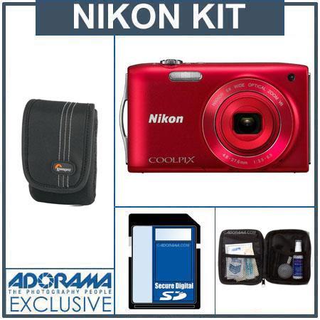 Nikon S3300: Picture 1 regular