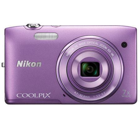 Nikon S3500: Picture 1 regular