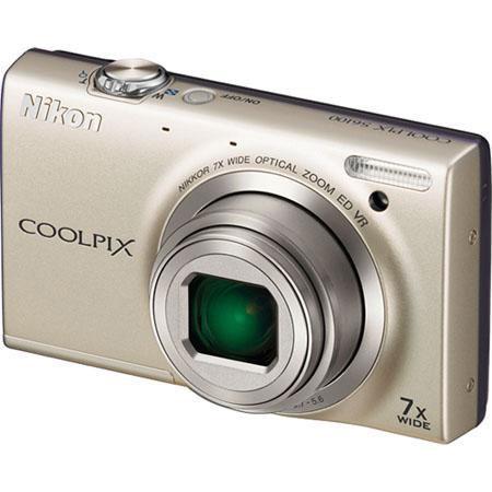 Nikon S6100: Picture 1 regular