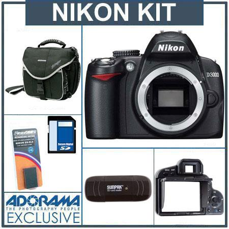 Nikon D3000: Picture 1 regular