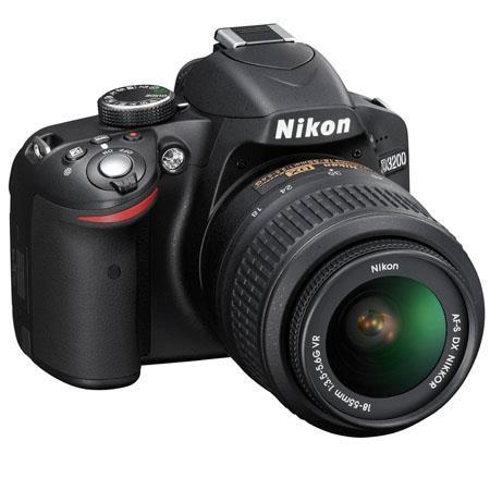 Nikon 24.2MP Digital SLR Camera
