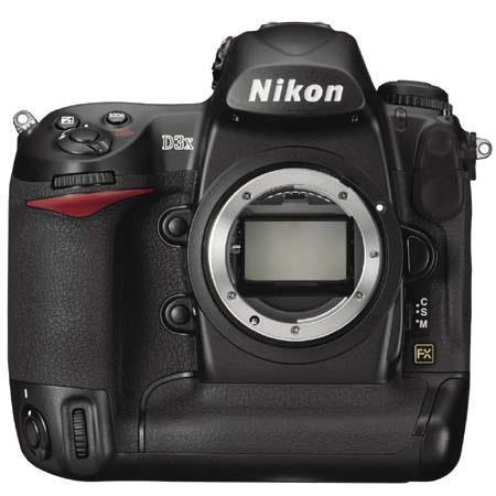 Nikon D3X: Picture 1 regular