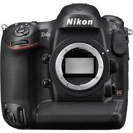 Nikon D4S: Picture 1 regular