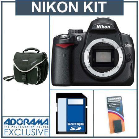 Nikon D5000: Picture 1 regular