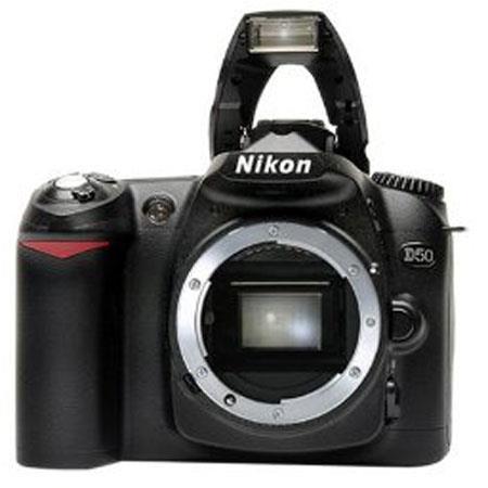 Nikon D50 Digital Slr Camera 6 1 Mp Refurbished By 25216b