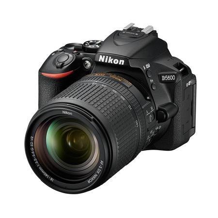 Nikon D5600 DSLR with 18-140mm DX VR Lens 7b911fff9