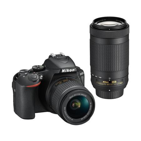 Nikon AF-P DX NIKKOR 70-300mm f//4.5-6.3G ED Lens  Kit for Nikon DSLR Cameras