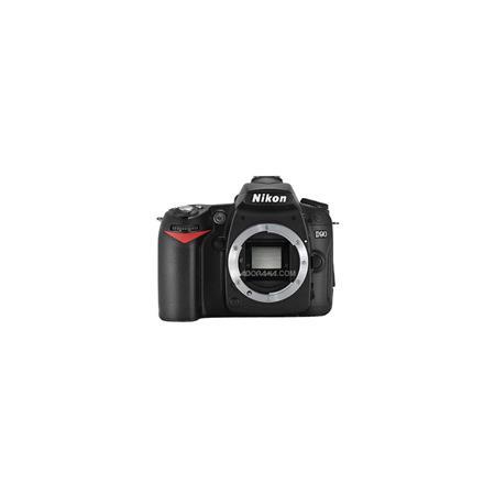 Nikon D90 Dslr Camera Body Refurbished 25446 B