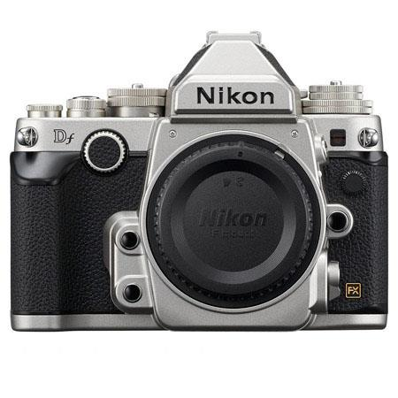 Nikon Df Dslr Body Silver 1526
