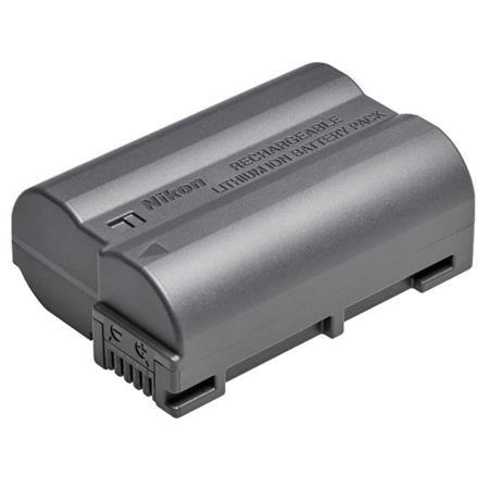 Lithium Ion Battery >> Nikon En El15b Rechargeable Lithium Ion Battery