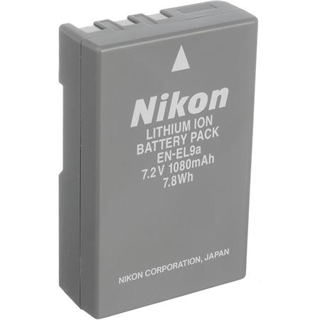 Nikon EN-EL9A: Picture 1 regular