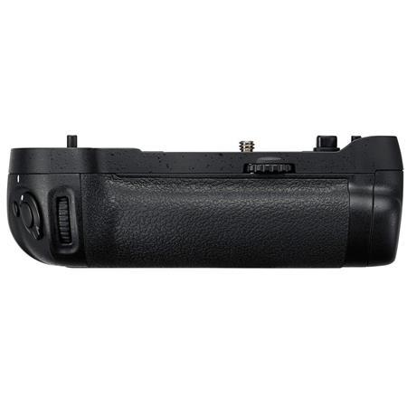 Nikon MB-D17 Multi Power Battery Pack for D500 Digital Camera, Holds  EN-EL15 Battery or 8 AA Batteries