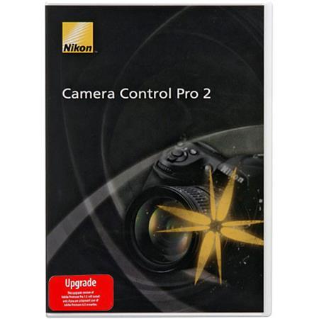 Nikon Camera Control Pro 2 Software for Macintosh & Windows - Upgrade Only