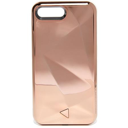 on sale 6e1f1 a33e4 Incipio Rebecca Minkoff Glow Selfie Case for iPhone 7+, Rose Gold