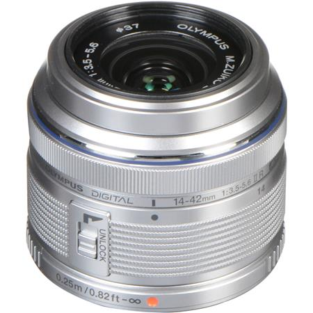 Olympus M. Zuiko Digital 14-42mm Lens