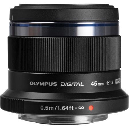 Olympus 45mm F/1.8 Mirrorless: Picture 1 regular