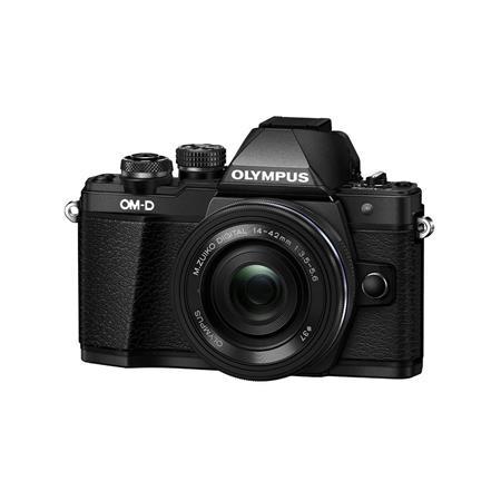 Olympus E-M10 Mark II 16MP Mirrorless Camera w/14-42mm Lens