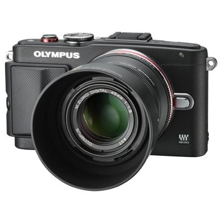 "OLYMPUS PEN E-PL6 3.0"" 16MP Digital Camera"