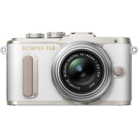 Olympus PEN E-PL8 16MP FHD Mirrorless Digital Camera