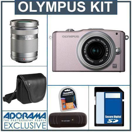 Olympus E-PM1: Picture 1 regular