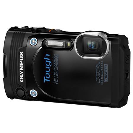 Olympus TG-860 16MP Camera w/5x Optical