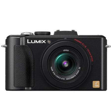 panasonic lumix dmc lx5 10 1mp digital camera bla dmclx5k rh adorama com mode d'emploi lumix lx5 mode d'emploi lumix lx5