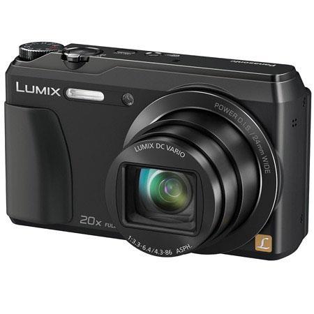 Panasonic 16.1MP Wi-Fi Digital Camera